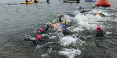open water loch monikie 2018